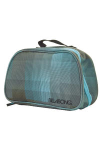Billabong System Stashie Toilet Bag (stone check)