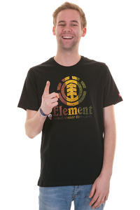 Element Woven T-Shirt (black)
