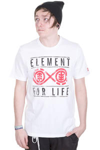Element Forever T-Shirt (white)