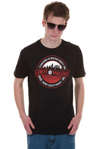 Element Gigantes T-Shirt (black)