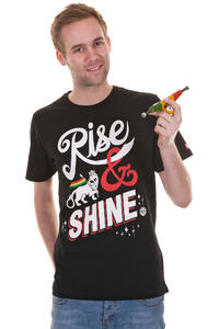 Element Rise & Shine T-Shirt (black)
