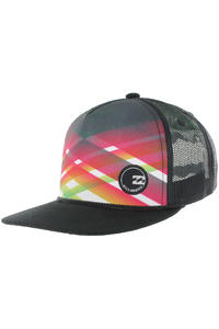 Billabong Transverse Trucker Cap (magenta)