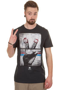 Element Fingers T-Shirt (off black)