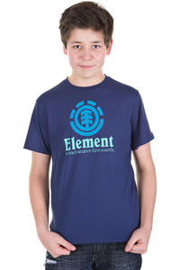 Element Vertical T-Shirt kids (marine)