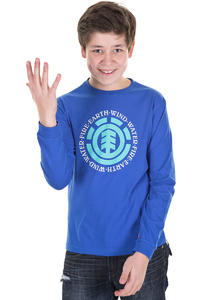 Element Elemental Longsleeve kids (vintage blue)