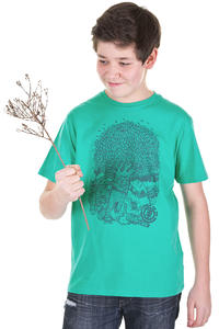 Element Break T-Shirt kids (mint)