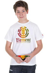 Element Woven T-Shirt kids (white)