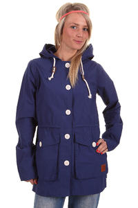 Element Paule Jacke girls (indigo)