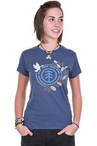 Element Reborn T-Shirt girls (indigo)