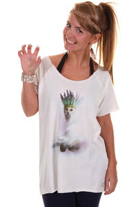 Element Purrefiction T-Shirt girls (ivory)
