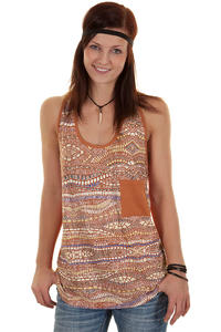 Element Beverly Tank-Top girls (carmine)