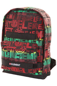 Element Keane Backpack (rasta)