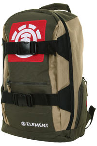 Element Branded Mohave Backpack (army)