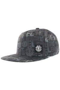 Element Keane FlexFit Cap (off black)