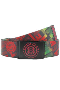 Element Keane Belt (rasta)