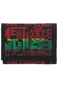 Element Keane Wallet (rasta)