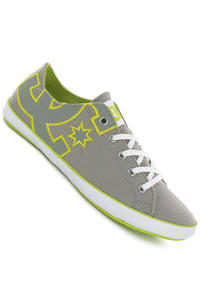 DC Cleo Schuh girls (grey yellow)