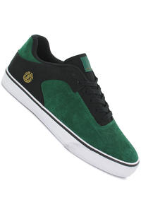 Element Carlyle Shoe (emerald black)