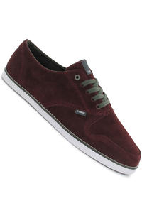 Element Topaz Suede Shoe (burgundy)
