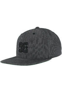 DC Back To It Starter Cap (charcoal herringbone)