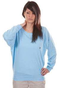 DC New Logo Sweatshirt girls (light blue)