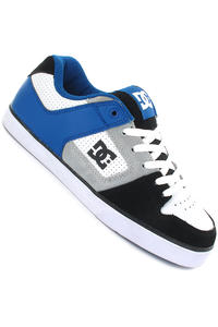 DC Pure Slim Shoe (white blue grey)