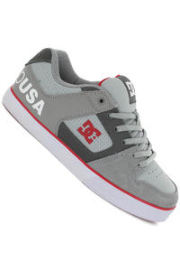 DC Pure Slim XE Schuh (grey red)