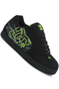 DC Net SE Shoe (black camo)