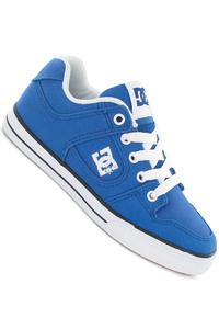 DC Pure Canvas Shoe kids (blue white)