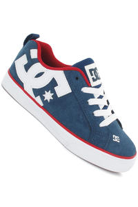 DC Court Graffik Vulc Schuh kids (navy red)