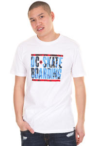 DC Slippage T-Shirt (white)