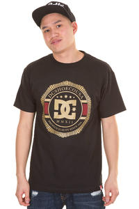 DC RD Lux Crest T-Shirt (black)