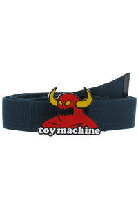 Toy Machine Monster Buckle Belt (navy)