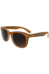 Santa Cruz Woody Sunglasses (oak)