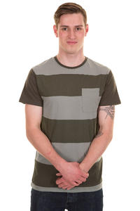 Santa Cruz Joey T-Shirt (vintage grey stripe)