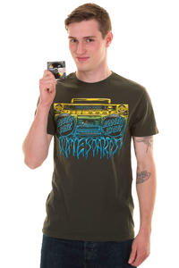 Santa Cruz Boom Box T-Shirt (vintage black)