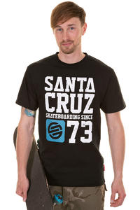Santa Cruz Knot Stack T-Shirt (black)