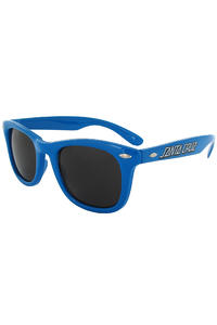 Santa Cruz Classic Strip Sunglasses (blue)