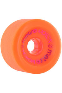 Metro Wheels Motion 70mm 82A Wheel 4er Pack  (orange)