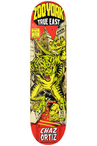 "Zoo York Ortiz Artist Halker Series 7.75"" Deck (multi)"