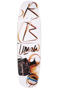 "Zoo York RB Umali Filmer 8.25"" Deck (white)"