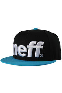 Neff Sport Snapback Cap (black)