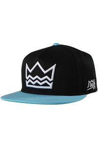 Neff Crownzer Snapback Cap (black)