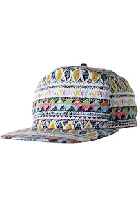 Neff Mania Snapback Cap (white)