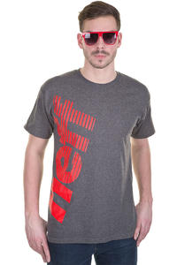 Neff Corp Fader T-Shirt (charcoal heather)