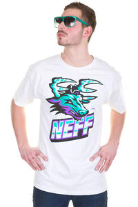 Neff Buck Wild T-Shirt (white)