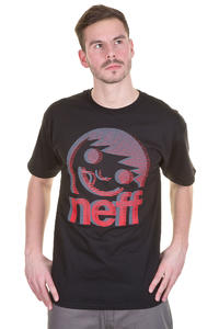 Neff Corpo Blur T-Shirt (black)