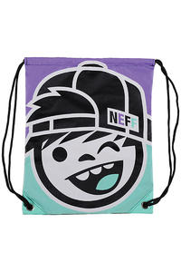 Neff Cinch Bag (kenni teal)