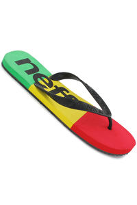Neff Stand Sandale (rasta)