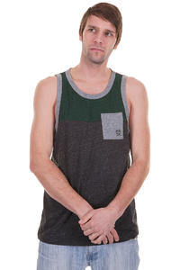 Matix Mod Tank-Top (tri green)